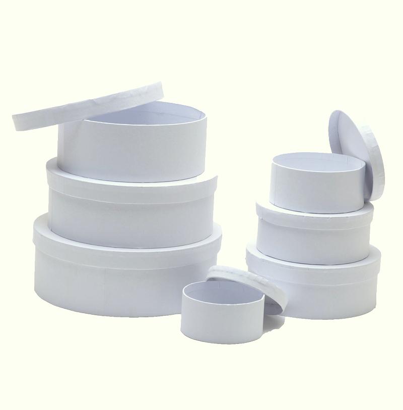 Plain Papier Mache boxes