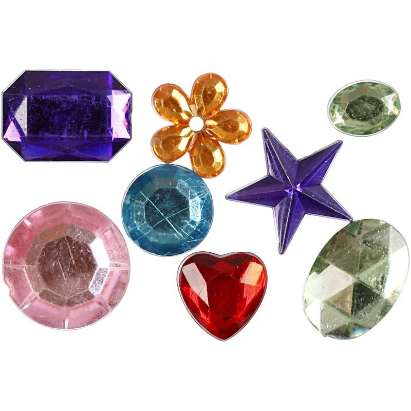 Jewels, Gems, Rhinstones, Mosaics