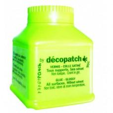 Decoupage Glues, Varnishes, Brushes