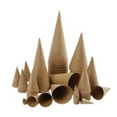 Papier Mache Cones