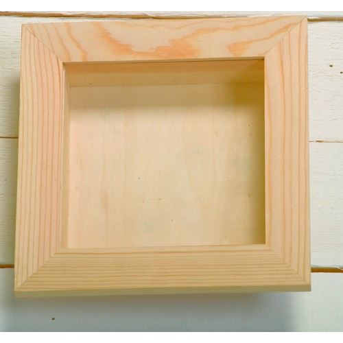 Wooden Display or Shadow Boxes