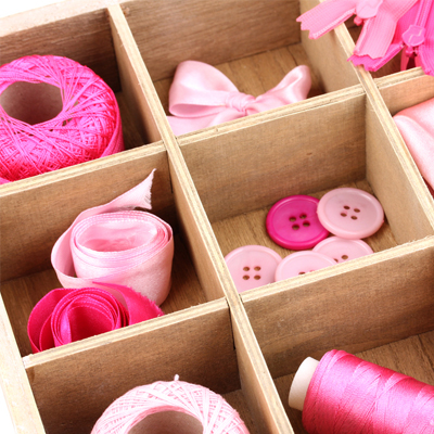 Wooden Storage & Sewing Boxes