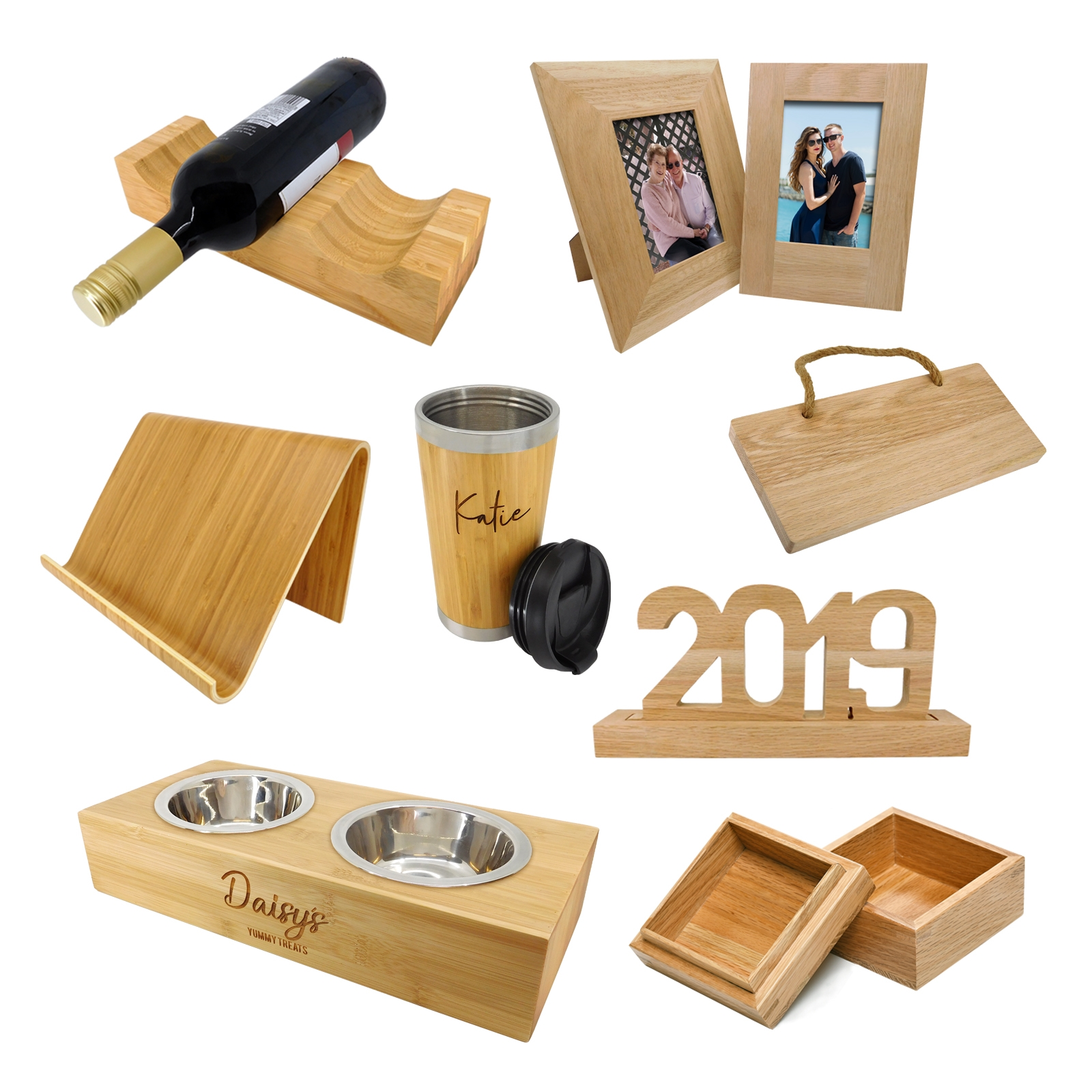 Other Wooden Products & Gifts