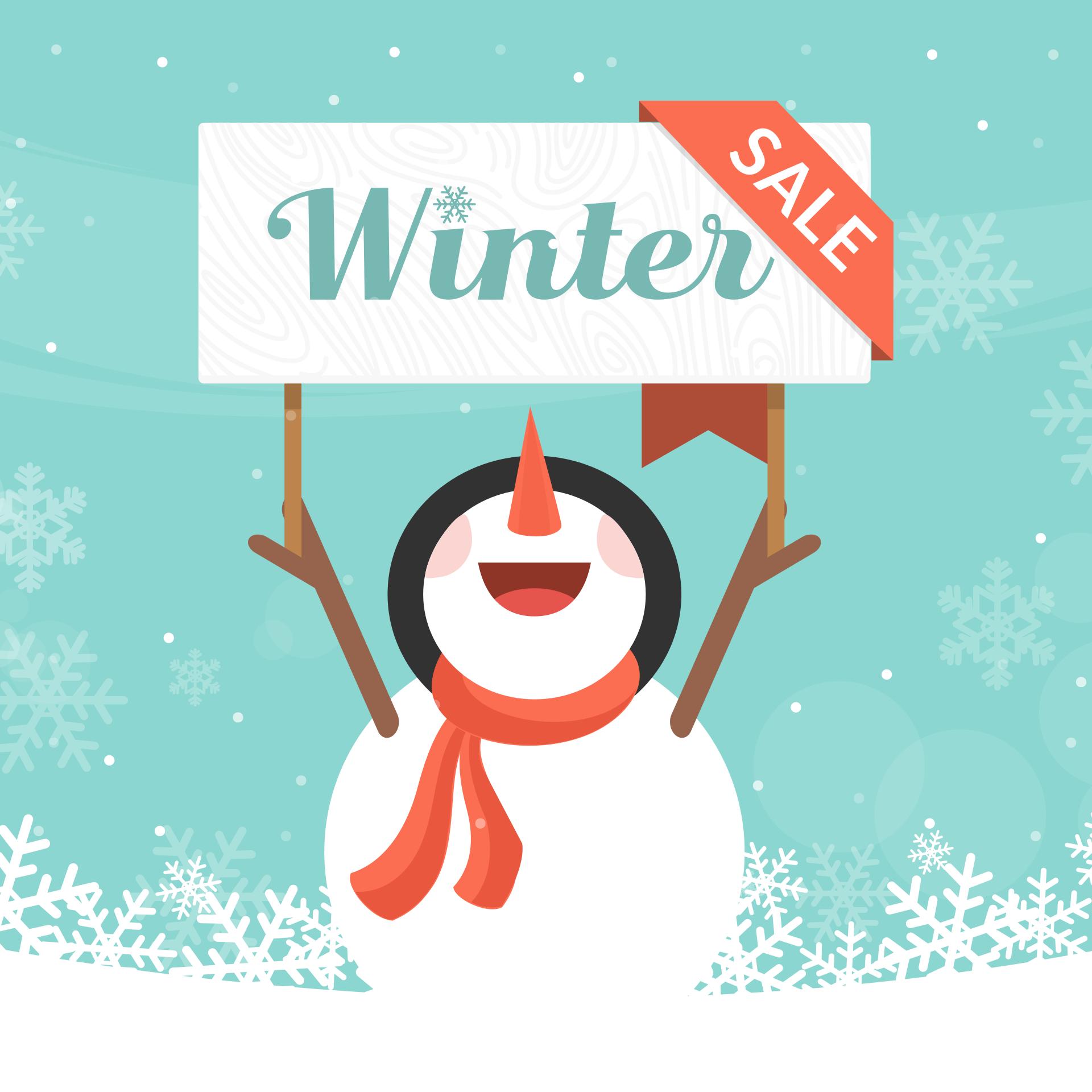 Winter Clearance & Sale