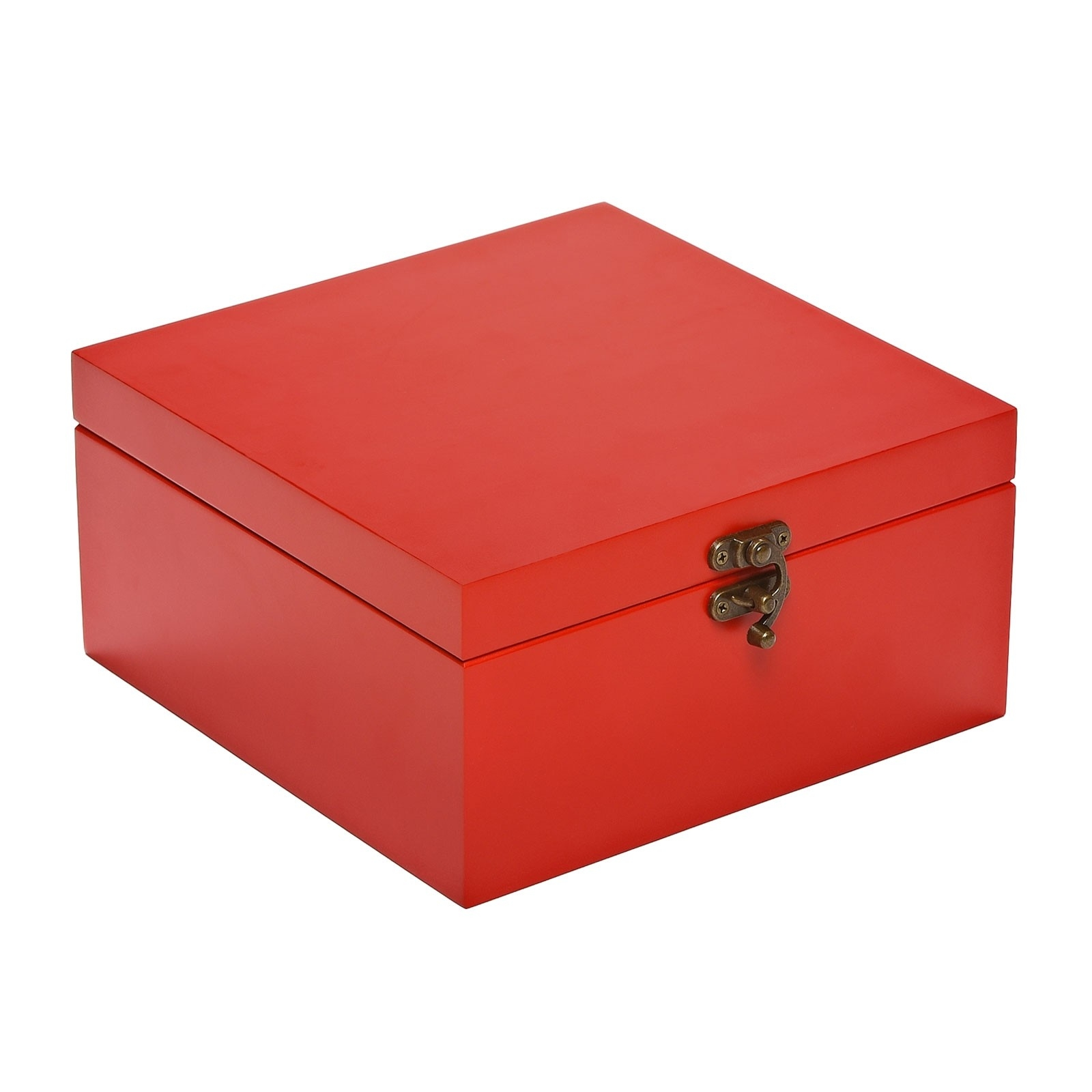Red & White Painted Boxes & Gifts
